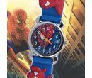 Кварцевые детские часы с изображеним человека-паука