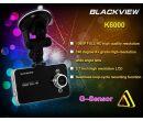 Автомобильный видеорегистратор K6000 (Full HD 1080P) G-Sensor