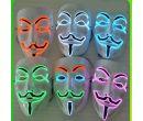 Светящаяся маска Гая Фокса (Vendetta)