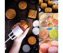 Пресс форма для печенья с 6 насадками