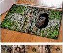 Входной коврик с реалистичным 3D изображением «Animal Planet»