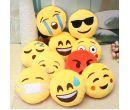 Мягкие плюшевые мини подушки Emoji Смайлики (23 варианта)