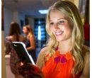 Светящийся чехол с регулировкой яркости для IPhone
