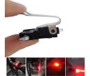 Велосипедный тормозной STOP фонарь