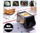 Мини-духовка для выпечки хлеба и приготовления яичницы