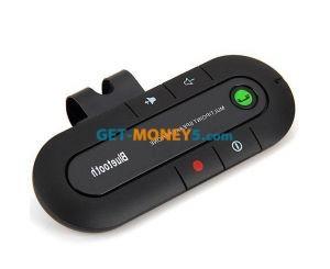 Автомобильная Беспроводная Bluetooth гарнитура с громкой связью