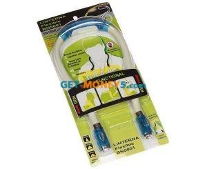 Гибкая светодиодная лампа Hands-free для чтения