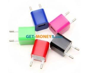 USB адаптер для зарядки телефонов