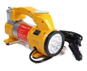 Автомобилей воздушный компрессор 150PSI с LED фонарем