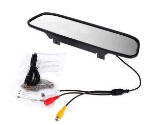 Автомобильное зеркало заднего вида (4.3 дюйма TFT LCD)
