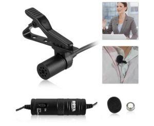 Всенаправленный конденсаторный микрофон петличка BOYA BY-M1