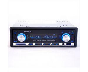 Автомобильная MP3 магнитола JSD-20158 (Bluetooth, FM-радио)