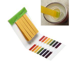 Лакмусовая бумага PH тестер 1-14ph (80 полосок)