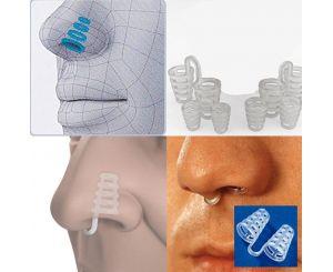 Профессиональные зажимы для носа против храпа