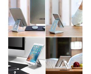 Алюминиевый настольный держатель для телефона