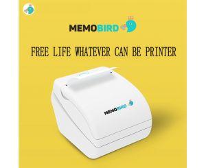 Беспроводной Wi-Fi фото-принтер MEMOBIRD
