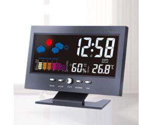 Домашняя метеостанция с LCD дисплеем