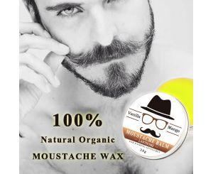 Натуральный увлажняющий воск для укладки бороды