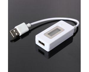 USB тестер (напряжение, ток, емкость)