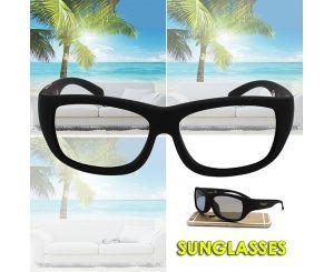 Солнцезащитные очки с регулировкой затемнения