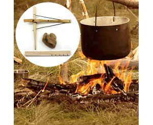 Инструмент для добывания огня древним способом