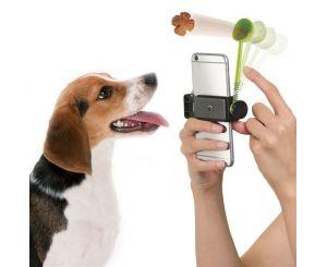 Ручная пусковая установка Pet'sTool для кормления и фотосъемки собак