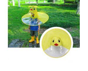 Детский костюм дождевик «утенок»