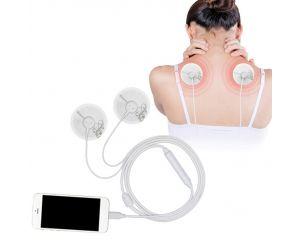 Мышечный массажер стимулятор для телефона