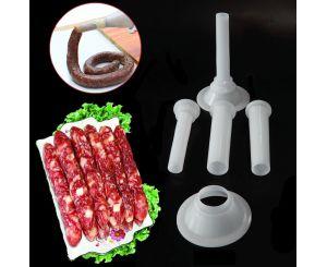 Насадки на мясорубку для изготовления колбасы