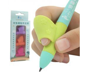 Набор анатомических насадок для карандашей и ручек (3 шт.)