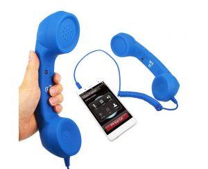 Телефонная ретро трубка для смартфона (3.5мм)