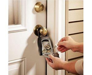 Бокс-сейф с кодовым замком для хранения ключей Master Lock