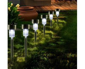 Садовые светодиодные солнечные фонари 16 шт.