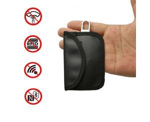 Противоугонный экранирующий чехол для автоключа