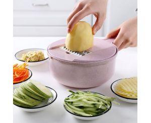 Мультислайсер для овощей и фруктов 8 в 1