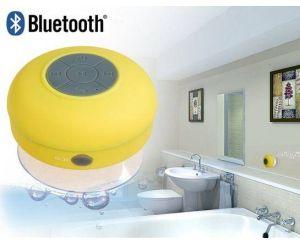 Bluetooth колонка BTS-06 с присоской (микрофон)