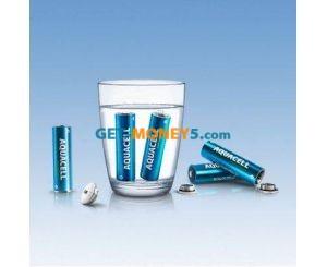 Аккумуляторные эко-батарейки (2 шт.)