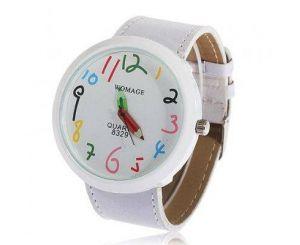 Женские наручные часы с карандашными стрелками