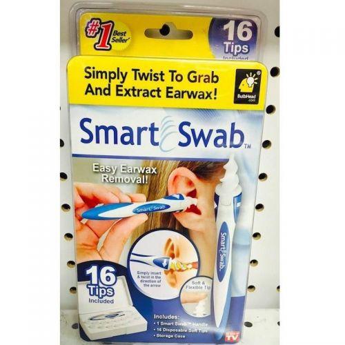 Картинки по запросу Прибор для чистки ушей Smart Swab