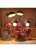 Настольная лампа ночник человек-паук