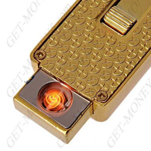 USB-зажигалка в форме слитка