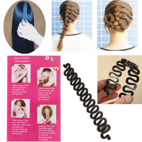 Змейка для плетения кос как пользоваться